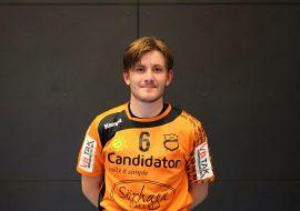 William Damstedt klar för Sörhaga HK